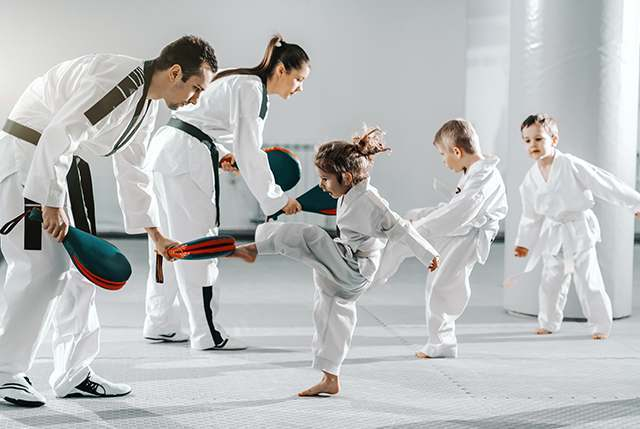 Adhdtkd3, Anointed Martial Arts