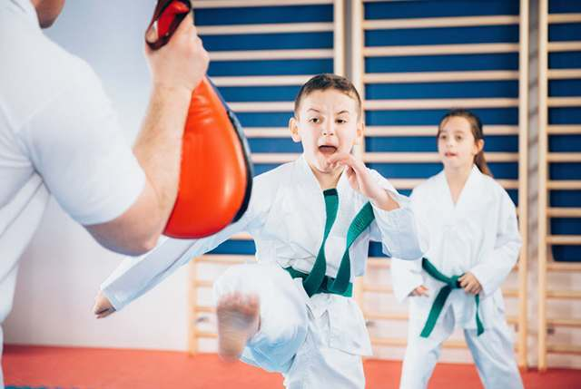 Fitness, Anointed Martial Arts