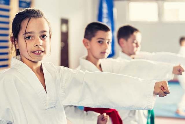 Kidsadhdjpg, Anointed Martial Arts