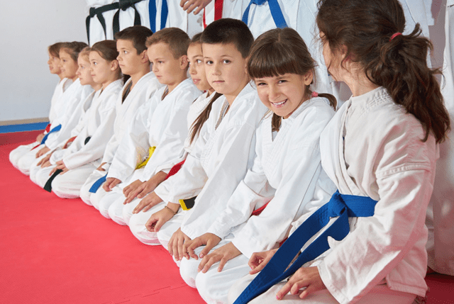 Kidsvirtualleader, Anointed Martial Arts