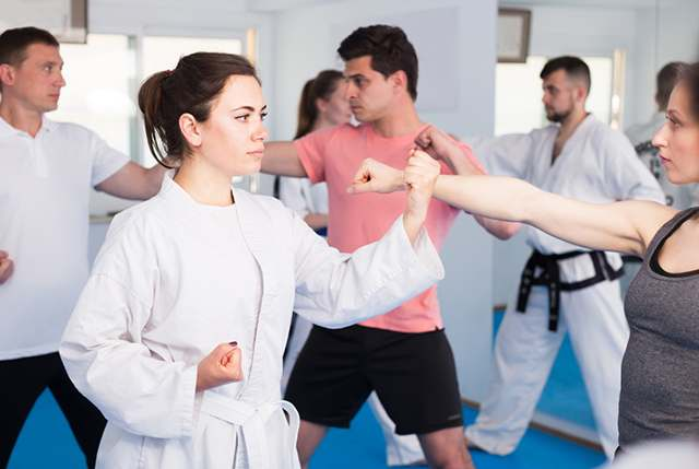 Noexperienceneeded, Anointed Martial Arts