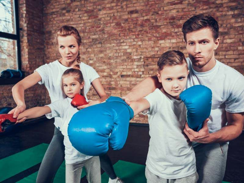 Familymagroup, Anointed Martial Arts