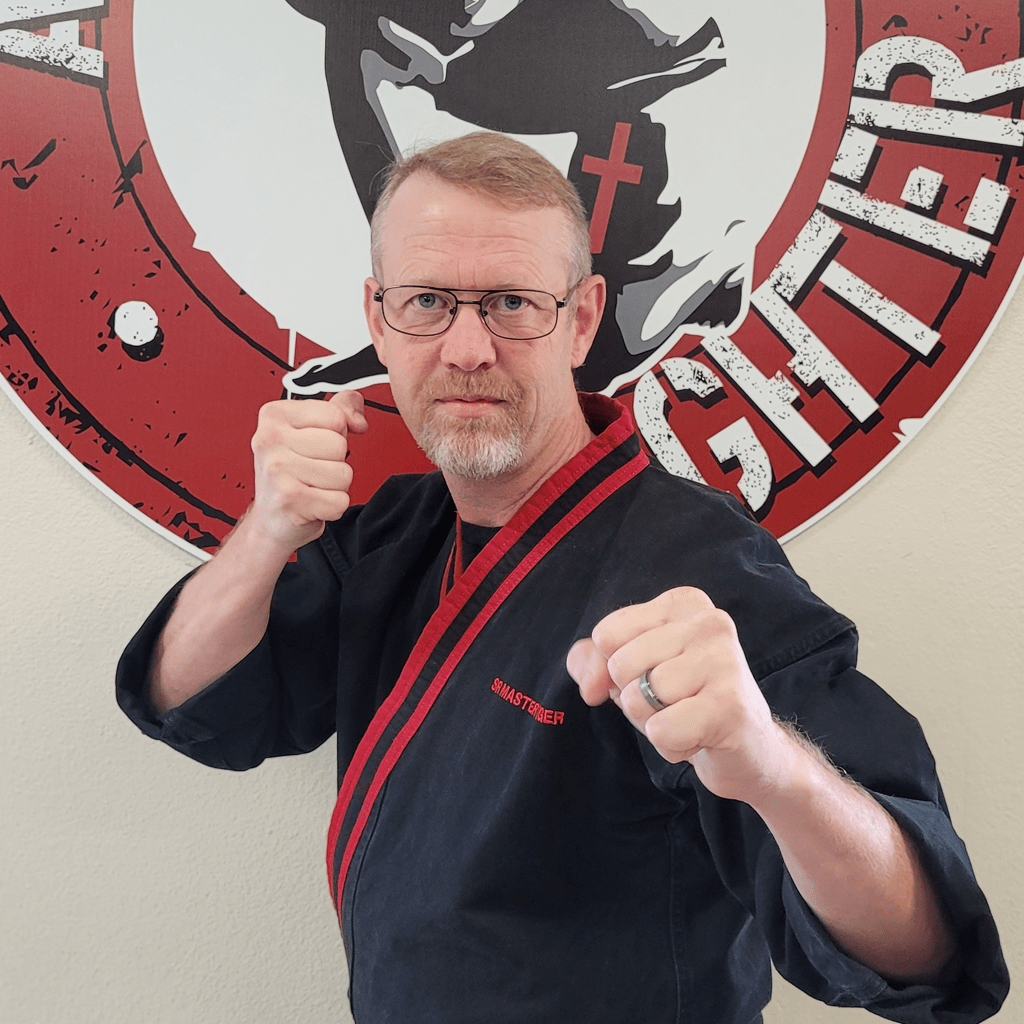 MasterKruger 1024x1024, Anointed Martial Arts